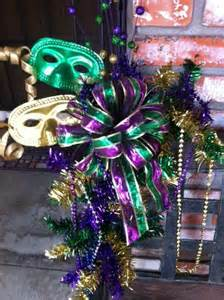 mardi gras decor bobby did it pinterest