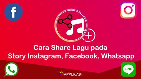 Silahkan buka kamera instagram story kamu. Cara Menambahkan Lagu di Story Instagram, Whatsapp, Facebook & Line