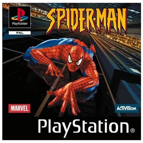spider man psx jeu occasion pas cher gamecash