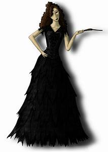 Bellatrix dress design by Tankitha on deviantART