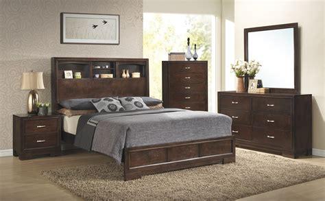 walnut wood bedroom furniture c4233a walnut bedroom awfco catalog site