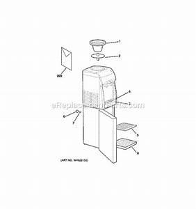 Ge Gxcf25fbs Parts List And Diagram   Ereplacementparts Com