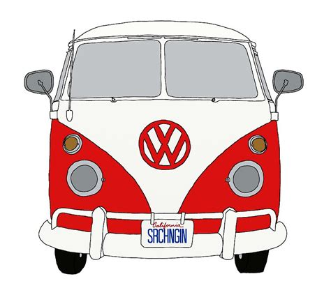 wall decor end vw front end digital by priscilla wolfe