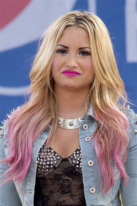 Demi Lovato Hair Steal Her Style Page 5