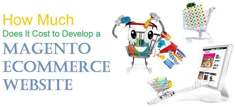 how much does it cost to develop a magento ecommerce