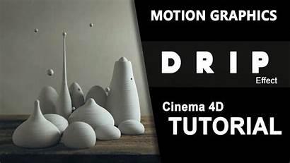 Tutorial 4d Drip Graphics Cinema Motion 3d