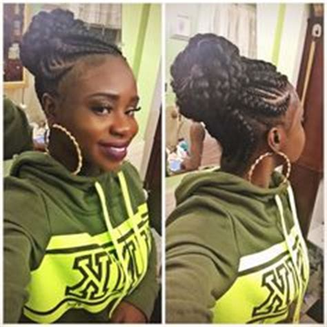 pictures of hair braiding styles 19 more big cornrow styles to feast your on cornrow 1533