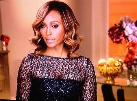 Cynthia Bailey-hair-interview-real Housewives Of Atlanta