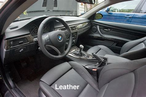 What Is Sensatec Upholstery by Leather Vs Leatherette In A Bmw