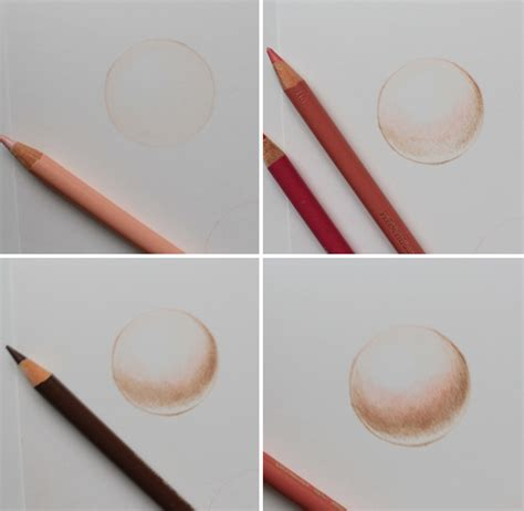 skin tone colored pencils creating skin tones with colored pencils