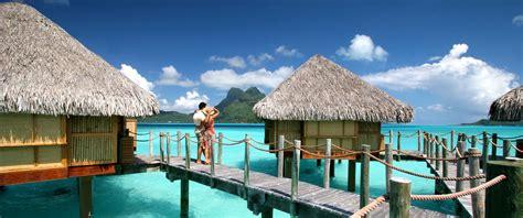 bora bora honeymoons beaches overwater bungalows