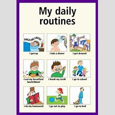 Teacher Marian Andújar Present Simple Daily Routines
