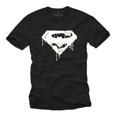 superhelden t shirt superhelden t shirts kaufen mit aufdruck superman makaya