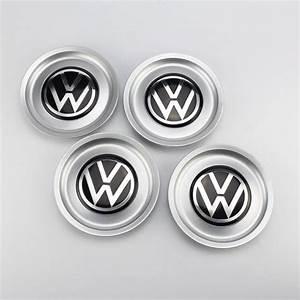 Juego Centros Tapas Rin 15 Volkswagen Jetta O Golf A4 Oem