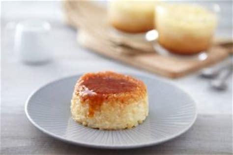 offrir un cours de cuisine recette de gâteau de riz caramélisé facile et rapide