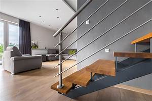 Staircase, Railing, Styles, That, Will, Elevate, Your, Design
