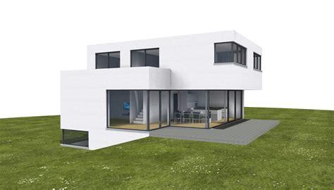Honorar Architekt Einfamilienhaus by Einfamilienhaus Bauhaus Stil 2p Raum De