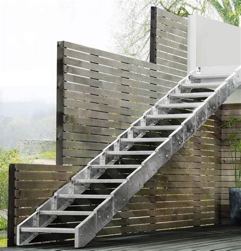 escalier exterieur pas cher swyze