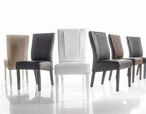 Chaise contemporaine blanche lucca zd1jpg for Meuble salle À manger avec chaise contemporaine blanche