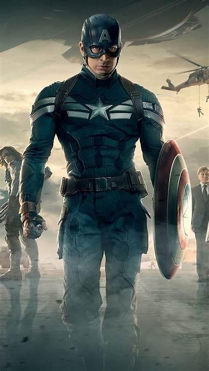 Captain America Iphone Wallpapers Phone Desktop Screen