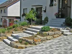 Treppe Hauseingang Bilder : eing nge treppen springer garten und landschaftsbau ~ Markanthonyermac.com Haus und Dekorationen