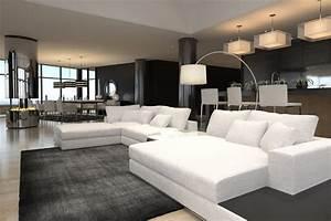 60, Stunning, Modern, Living, Room, Ideas, Photos