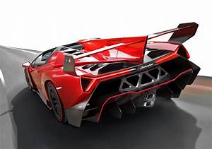Lamborghini Veneno Red Wallpaper Wide | I HD Images