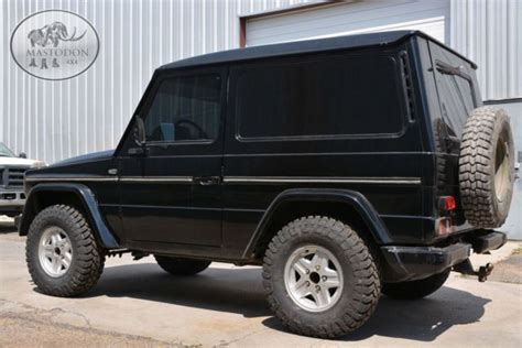 old car owners manuals 1988 mercedes benz s class transmission control 1988 black diesel 2 door 617 g wagon g class diesel manual for sale mercedes benz g class