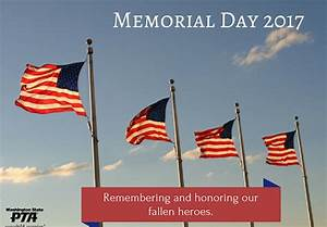 Memorial Day - WSPTA Office Closed
