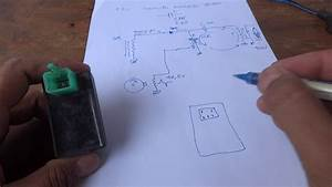 Bike Cdi System Explained  Cdi Complete Wiring And Circuit