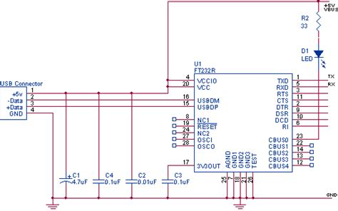 rs232 serial to usb converter cable schematic 183 allpinouts