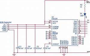 Rs232 Serial To Usb Converter Cable Schematic  U00b7 Allpinouts