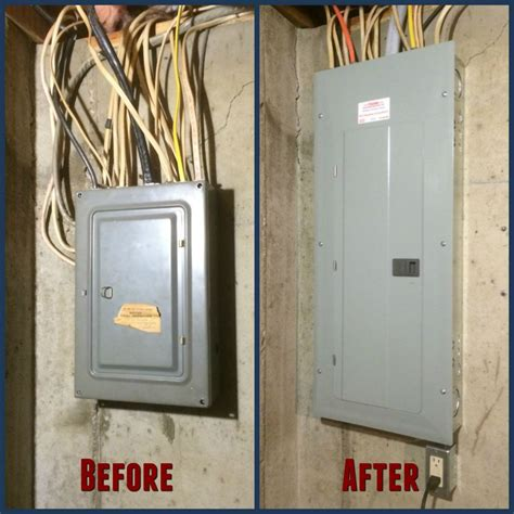 Electrical Panels Fielder Services