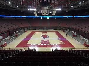 Bud Walton Arena Section 127