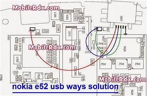 Nokia E52 Usb Charging Connecter Jumper Solution