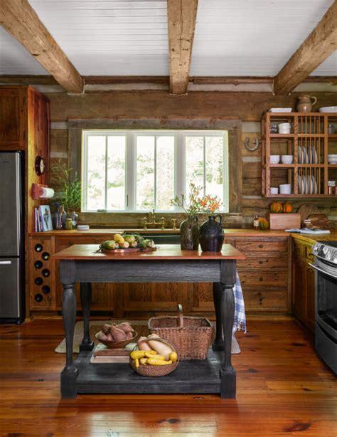kensington bliss  cozy retreats  fall cabin fever country living
