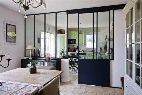 cuisine avec verriere la verrière dans la cuisine 19 idées photos