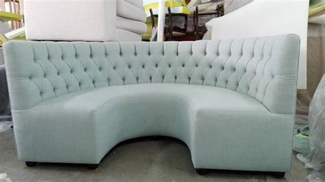 Oval Loveseat by Oval Sofas Oval Entertainment Sofas De Sede 152 Is A