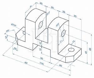 2d Dimensional Drawing At Getdrawings