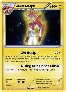 Pokemon Zexal Morph