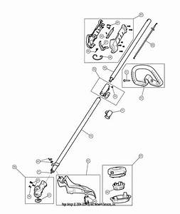 Craftsman Cmxgtamd29ss Gas Line Trimmer Parts