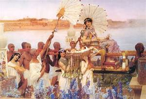 The Finding of Moses - Sir Lawrence Alma-Tadema - WikiArt ...