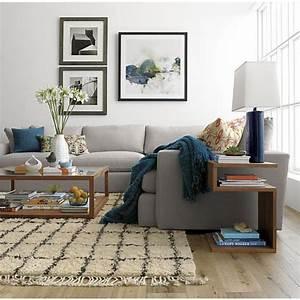 le canape composable modeles contemporains With delightful quelle couleur avec du bleu 11 quelle couleur pour un salon 80 idees en photos