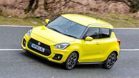 Suzuki Swift Sport Review New Turbo Hot Hatch Driven