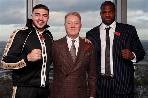 The Fight Before Christmas: Daniel Dubois, Tommy Fury ...