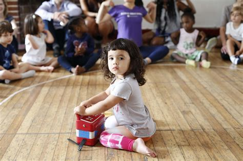 Movement is so important to a child's development, add some movement to your circle time! Brooklyn Music School announces Early Childhood Music and ...