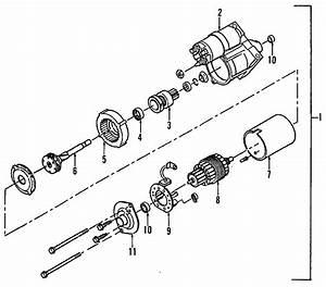 Pontiac Firebird Starter Motor