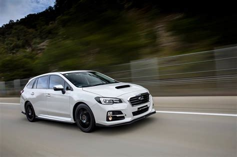 subaru levorg wagon launches  australia