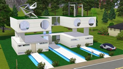 Smart Placement Sims Small Houses Ideas by The Sims 3 Building Smart Home Into The Future