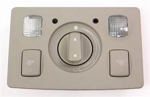 Front Dome Light Lamp Sunroof Switch Audi A6 S6 C5 Allroad